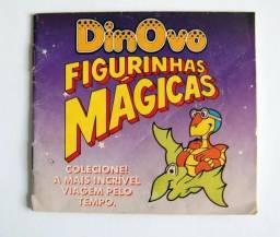 Álbum Dinovo Figurinhas Mágicas - Arcor 1993