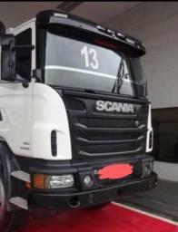 Scania G-440 8×4 bug pesado oportunidade única - 2013