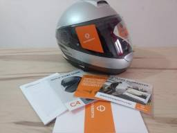 Capacete Schuberth C4 Pulse - Novo - 58/59 - Large - Escamoteável