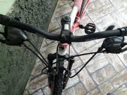Vendo bicicleta toda Shimano