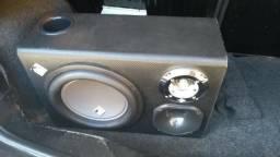 Caixa Falcon Boca 12 300wats e Modulo 400wats