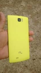Smartphone multillaser ms60 top novinho