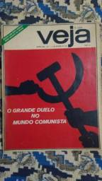 Raridade: Revista Veja número 1 - 11/09/1968
