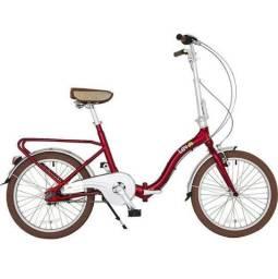 Bike dobrável - Lev