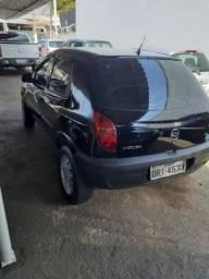 Celta 2005 1.4 4 portas preto com rodas otimo carro - 2005