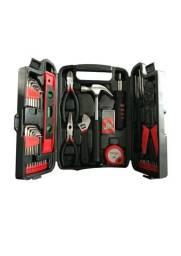 Caixa ferramentas c/129 pç