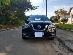 Kicks SV - 2018/2019 - Aceito troca carro menor valor - 2019