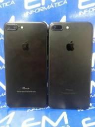 IPhone 7 Plus 32Gb Preto - Seminovo - com nota e garantia, somos loja fisica