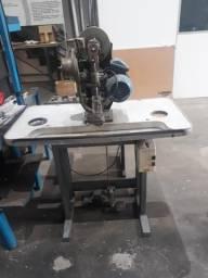 Maquina aplicadora de ilhós e botões para bolsas e roupas confecção em geral estilo prensa