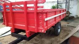 Carreta agrícola trator 4T