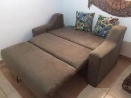 Vende- se sofá cama