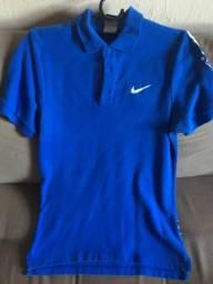Camisa Nike Polo Seleção Brasileira e03656fe13b79