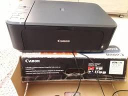 Impressora canon pixma wifi mg3210 whatsapp 984932824