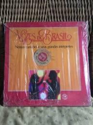 Disco de Vinil Vozes do Brasil