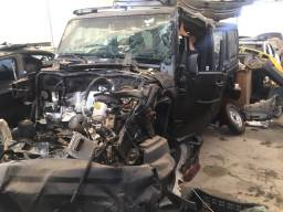 Sucata Jeep Wrangler ULT 3.6L 2014