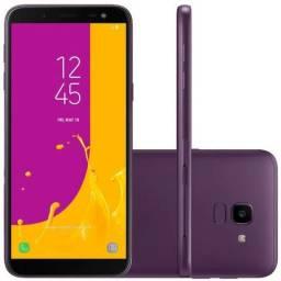 Smartphone Samsung Galaxy J6 32gb Violeta
