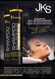 Shampoo anti resíduos Detox