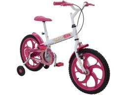 Bicicleta infatil para menina caloy