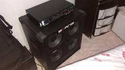 Contra Baixo e Amp - Setup Completo