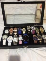 404979f2769 Coleção completa de relógios trazido dos eua