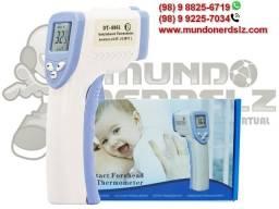 Medidor de Temperatura Corporal Termômetro Digital Dt-8861 em São Luís MA
