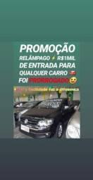 Loucura TOTAL! R$1MIL DE ENTRADA(FOX 1.6 2013 COMPLETO)SHOWROOM AUTOMÓVEIS