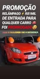 Financiamento FÁCIL! R$1MIL DE ENTRADA(BRAVO ESSENCE 2014 COMPLETO)SHOWROOM AUTOMÓVEIS - 2014