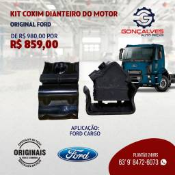 KIT COXIM DIANTEIRO DO MOTOR ORIGINAL FORD