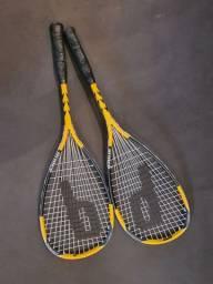 2 Raquetes Squash - Force 3 (Nunca Usado)