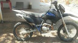 Moto de trilha HONDA XR 250 TORNADO