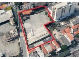 Terreno à venda em Santa maria, São caetano do sul cod:41177