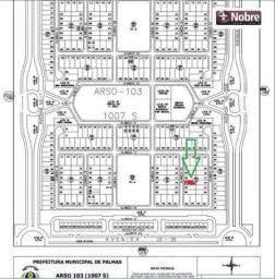 Terreno HM à venda, 4607 m² por R$ 2.100.000 - Plano Diretor Norte - Palmas/TO