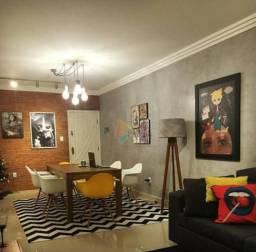 Maravilhoso apartamento com 3 dormitórios à venda, 137 m²- Praia Grande/SP