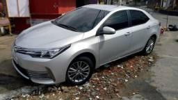 Corolla GLI Automático 18/18 Único Dono 19.000 Km