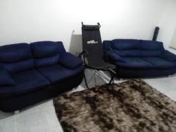 Conj.Sofá Luxo