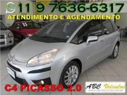 C4 PICASSO 2011/2011 2.0 16V GASOLINA 4P AUTOMÁTICO