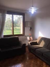 Apartamento com 2 dormitórios para alugar, 67 m² por R$ 1.320,00/mês - Petrópolis - Porto