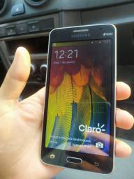 Vendo Samsung Galaxy Grand Prime dual chip (pra vender rápido)