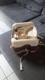 Cadeirinha portátil de alimentação