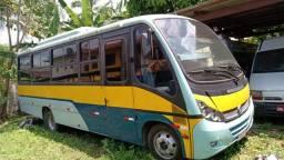 Micro Ônibus M. Benz Neobus Thunder Lo 2005