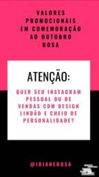 Design para Instagram