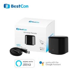 Broadlink Rm4c Mini Bestcon Automação Alexa E Google Home