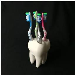 Suporte criativo dentinho