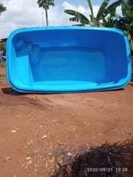 Reformas em piscinas de fibra de vidro
