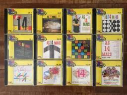 Cds as 14 mais (cds raros para colecionadores)