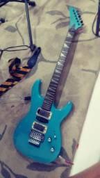 Guitarra groovin Floyd rose personalizada