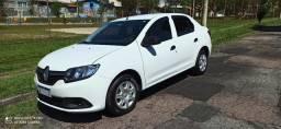 Renault Logan Authentique 1.0 Completo Ac Troca