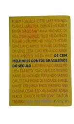 Livro os cem melhores contos brasileiros do século