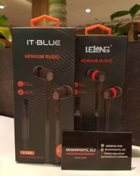 Fone de ouvido It-Blue Original Efetuamos Entregas