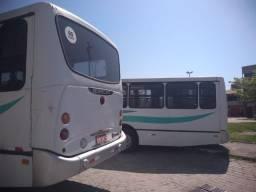 Ônibus Scania e Mercedes - À partir de R$ 19.990,00
